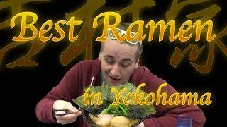 THE BEST RAMEN!! Yoshimuraya Ramen in Yokohama