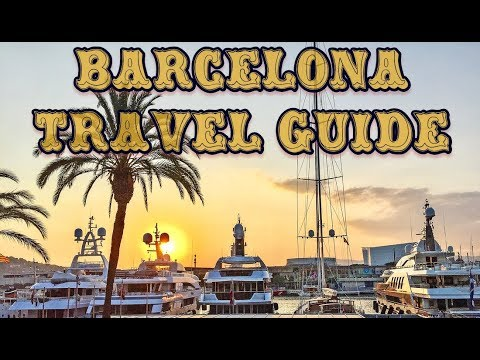 Barcelona Spain Travel Guide - The five best luxury hotels in Barcelona