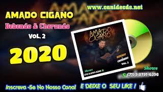 AMADO CIGANO - CD BEBENDO & CHORANDO - VOL. 2 2020