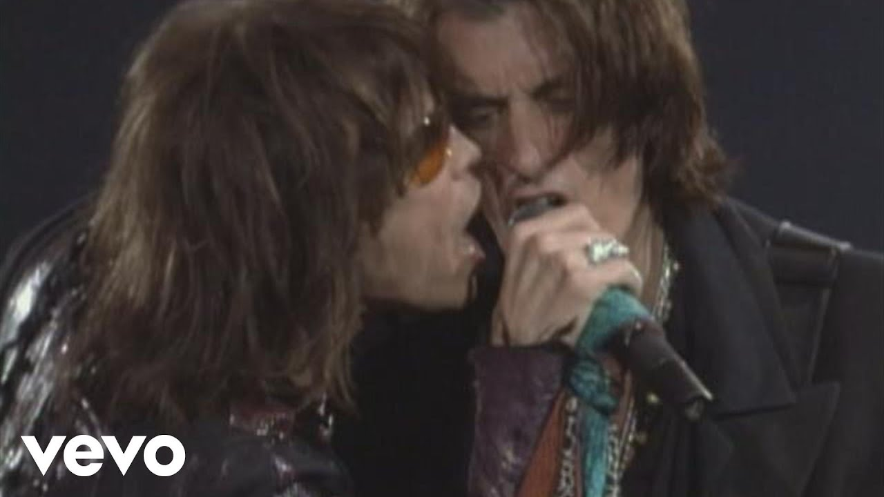 Aerosmith Toys In The Attic From You Gotta Move Youtube
