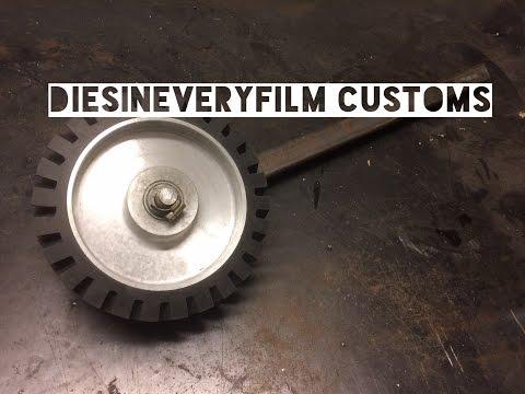 DIY - belt grinder attachment