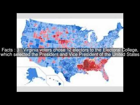 United States presidential election in Virginia, 1964 Top  #5 Facts
