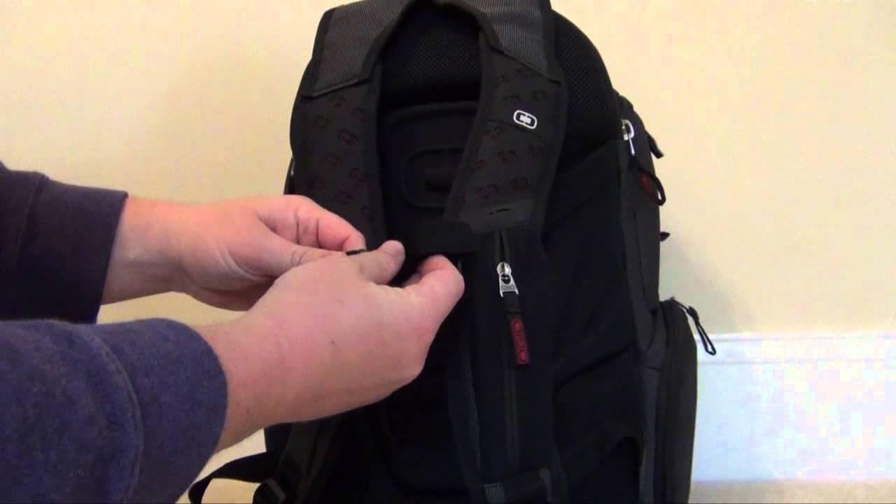 Ogio renegade backpack redferret net review youtube for Redferret net