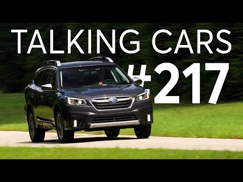 2020 Subaru Outback; Dealer Markups On Popular Cars | Talking Cars With Consumer Reports #217
