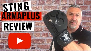 STING Armaplus Training//Sparring Boxing Gloves