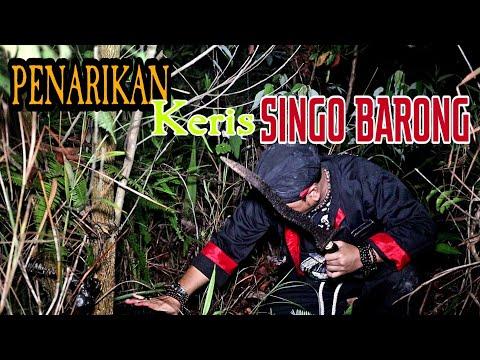 Penarikan KERIS SINGO BARONG Ki Badar Seti