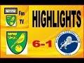 Norwich City vs Millwall 26/12/14 - Fan Highlights