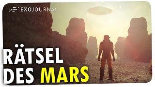 Rätsel des Mars - Gibt es Leben auf dem Roten Planeten? | ExoJournal