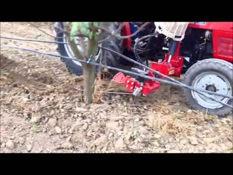 ID David Orchard Weeder, Mower and Sweeper