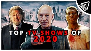 The Top New TV Shows of 2020! (Nerdist News w/ Amy Vorpahl)