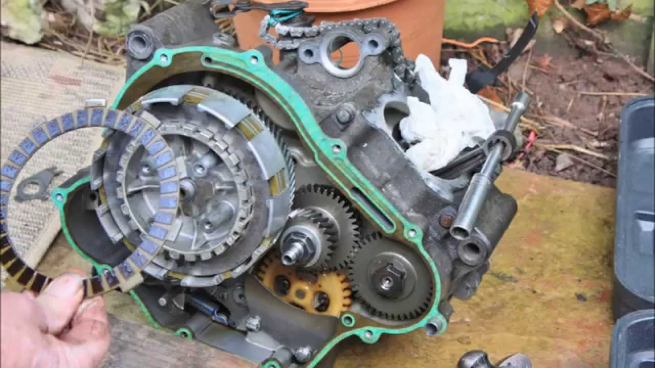 Yamaha Yzf R125 Clutch Rebuild Engine Repairs For Owner