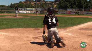 Heith Rasica - PEC - RHP - Henley HS (OR) - July 10, 2017