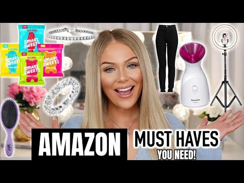 AMAZON FAVORITES 2020   THINGS YOU DIDN'T KNOW YOU NEEDED (until now)