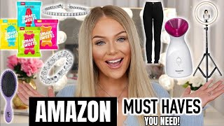 AMAZON FAVORITES 2020 | THINGS YOU DIDN'T KNOW YOU NEEDED (until now)