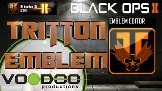 Trittion Technologies , Black Ops 2 Emblem Tutorial , Episode 23