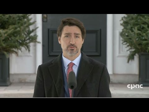 PM Trudeau Provides Update On Federal Response To COVID-19 – April 2, 2020