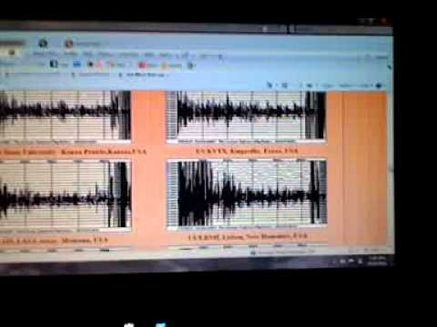 Elenin, Earthquake, Solar Flare - Entire United States recorded seismic activity!!!