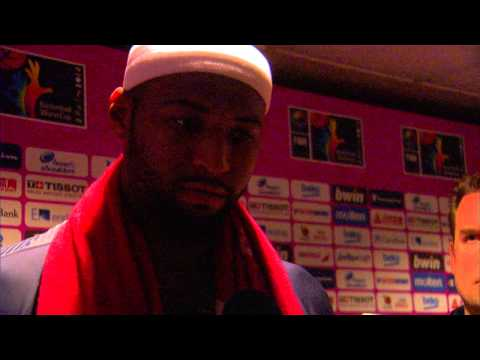 Demarcus Cousins on Win vs Mexico