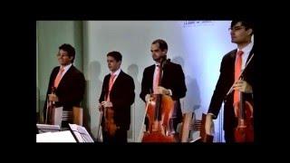 GEORGE KONTOGIORGOS: String Quartet no 3