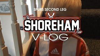 Shoreham View Vlog 2 - Blades vs Spurs Home