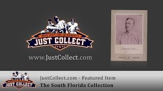 Featured Item: The South Florida Pre-1968 Baseball Card Collection
