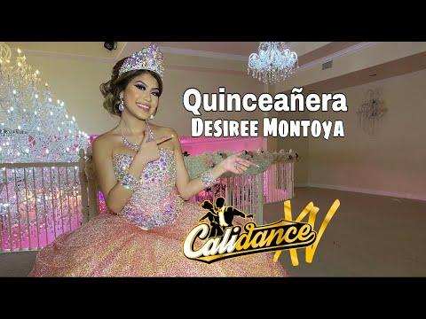 Desiree Montoya Quinceañera