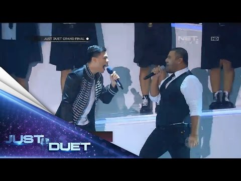 Yeah amazing! Yeshua & Mike sing Black or White by Michael Jackson! - Grand Final - Just Duet
