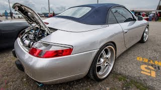 He Put a CHEVY Motor in a PORSCHE (And it FITS!)