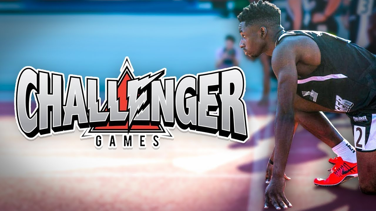 TBJZL: THE CHALLENGER GAMES image