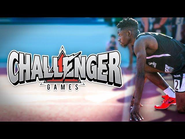 TBJZL: THE CHALLENGER GAMES
