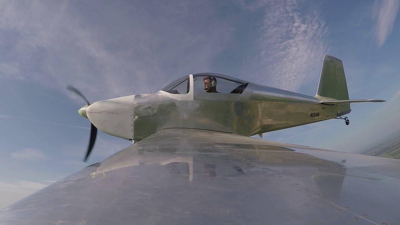 Van's Aircraft - First Flights 2