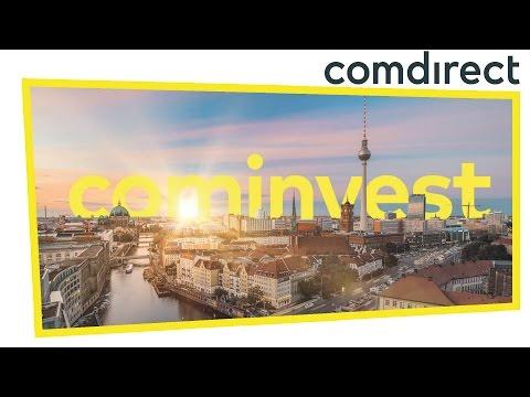 Deutschland bankt neu: cominvest, der digitale Anlageservice | comdirect
