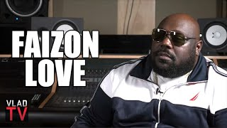 Faizon Love: Chris Tucker Gained So Much Weight He Can Play Big Worm (Part 25)