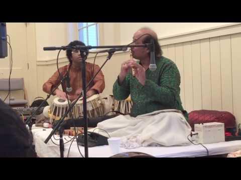 Pandit Ronu Majumdar (Flute) and Amit...