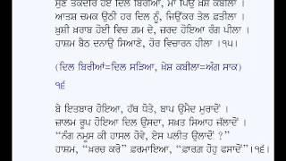 Qissa Sassi Punnu (Part-2)-Kalam Hashim Shah (Punjabi Sufi Poetry) Mp3