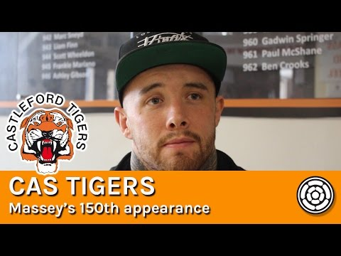 Cas Tigers | Nathan Massey ahead of Salford Red Devils