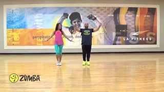 Zumba - Bailando by Enrique Iglesias feat. Sean Paul & Gente de Zona (Flamenco / Reggaeton)