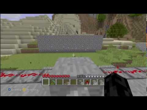 How To Make A Auto Turret In Minecraft