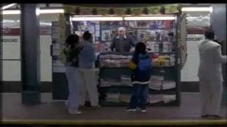 SUBWAY Stories: Tales from the Underground (1997) part 5 Honey-Getter/Sax Cantor Riff