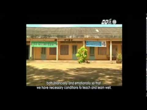 Georges Blanchard Vietnam life Television