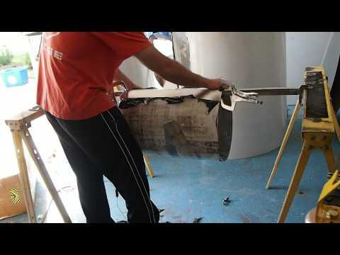 Welding a Gasifier part 1 - The Setup