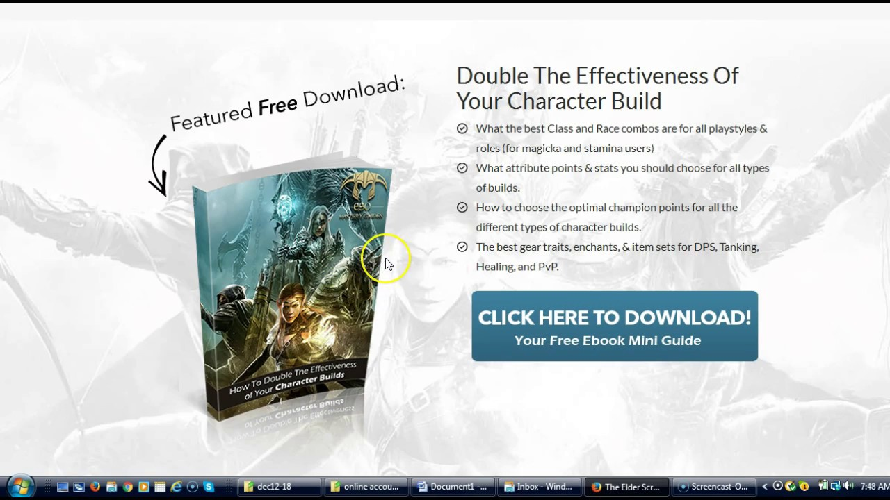 eso free download