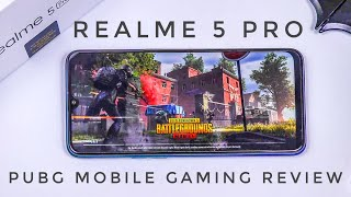 Realme 5 Pro PUBG Mobile, Fortnite Gaming Review ft. Snapdragon 712 | Benchmarks | Heating Test