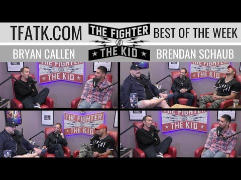 The Fighter and The Kid - Best of the Week: 10.21.2018 Edition