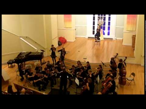 Music City Youth Orchestra - Mr. Blue Sky by ELO, arr Walter Everton