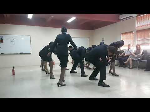 Air Mauritius Cabin Crew Graduation 2017