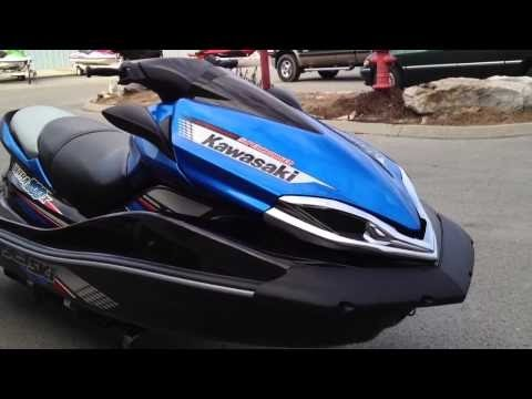 Winterize Kawasaki Jet Ski