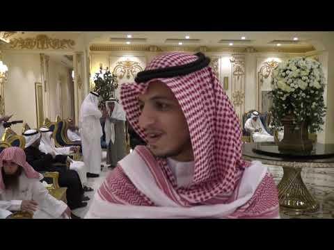 حفل زفاف أبناء أحمد جمعان الزهراني ( قاعة البارون )