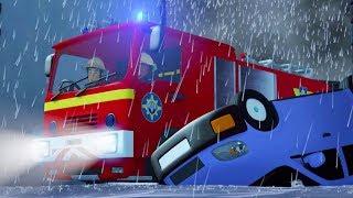 Пожарный Сэм на русском | Ссора - Великое наводнение 🚒 Новые серии HD 🔥 мультфильм