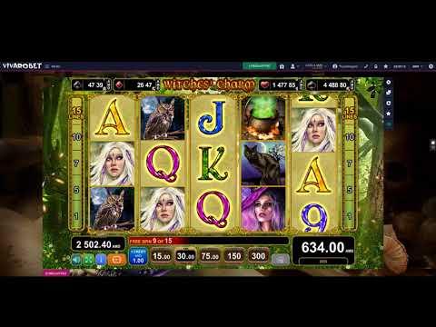 Vivaro Casino Witches Sharm X 1526